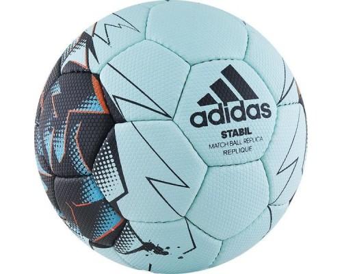 Мяч гандбольный Adidas Stabil Replique р.2