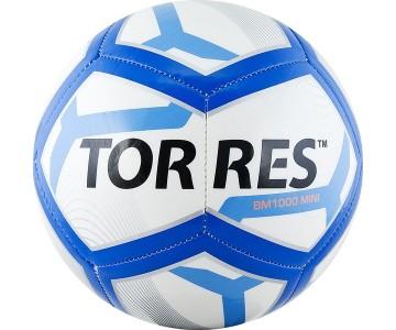 Мяч футбольный сувенирный Torres BM1000 Mini