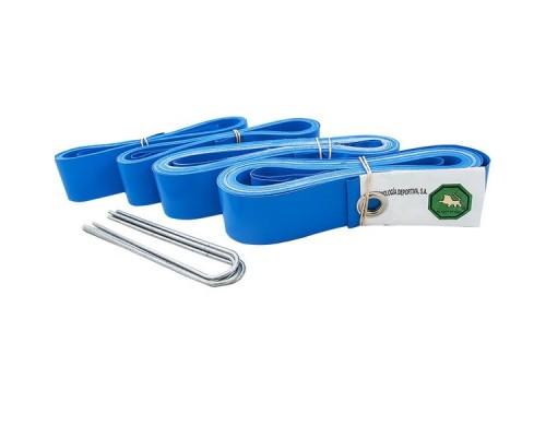 Комплект для разметки площадки для пляжного волейбола EL LEON DE ORO