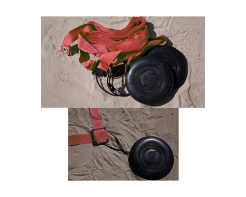 Разметка для пляжного волейбола KV.REZAC 8х16м
