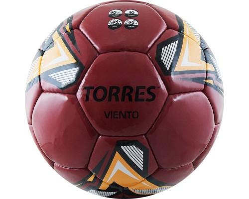 Мяч футбольный Torres Viento Red арт.F31995 р.5