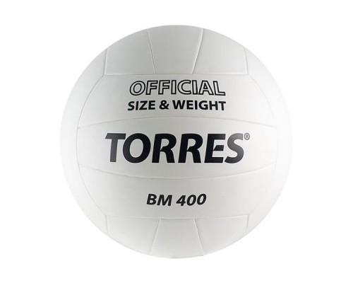 """Мяч волейбольный """"TORRES"""" BM400 V30015, р.5"""