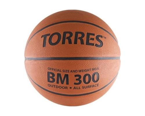 Мяч баскетбольный Torres BM300 р.6