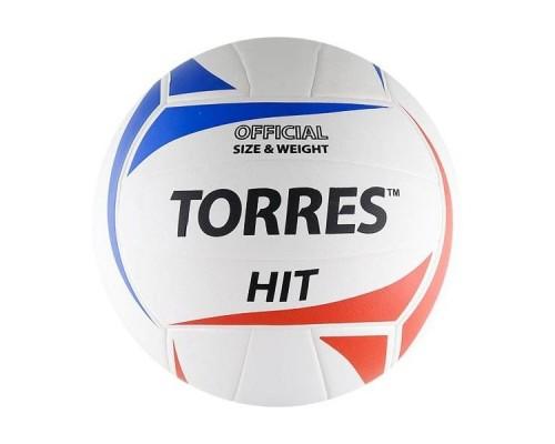 Мяч волейбольный Torres Hit р.5