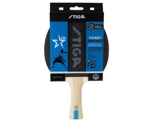 Ракетка для настольного тенниса Stiga Hobby Instinct арт.1210-6318-01