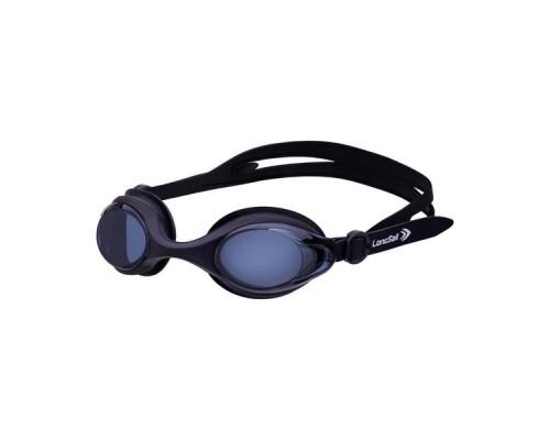 Очки для плавания LongSail Motion L041647 черный/серый