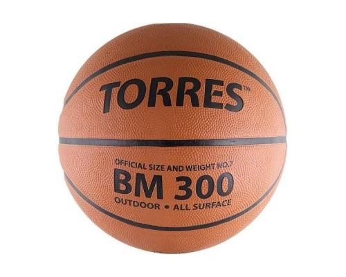Мяч баскетбольный Torres BM300 р.7