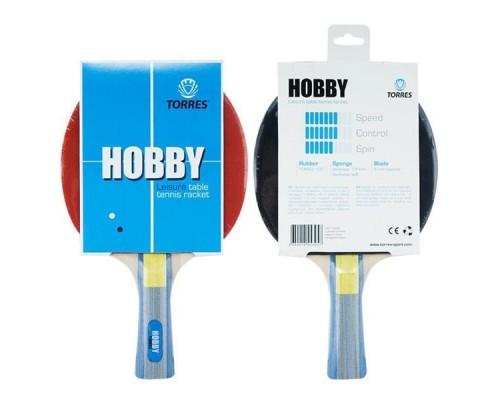 Ракетка для настольного тенниса Torres Hobby арт. TT0003