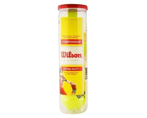 Мяч теннисный WILSON Championship 3шт.