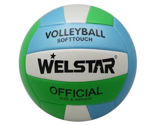 Мяч волейбольный Welstar VMPVC4333E р.5