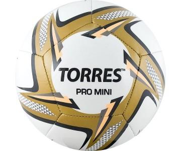 Мяч футбольный сувенирный Torres Pro Mini