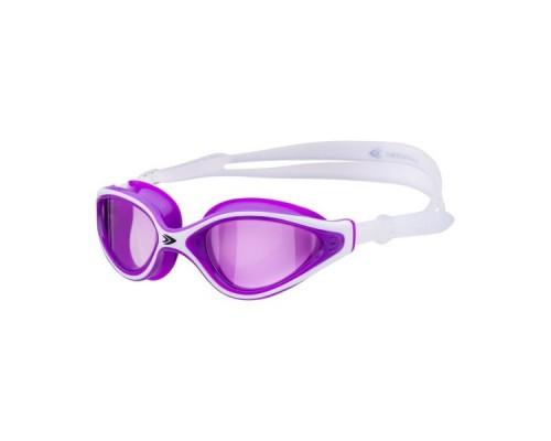 Очки для плавания LongSail Serena L011002 белый/фиолетовый