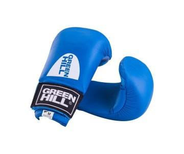 Накладки на кисть Green Hill Cobra KMC-6083 синие р.S