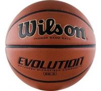 Мяч баскетбольный WILSON Evolution р.6