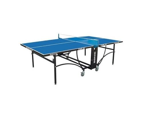 Теннисный стол Donic Tornado-AL-Outdoor синий (всепогодный)