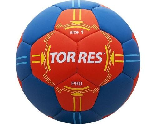 Мяч гандбольный Torres PRO р.1