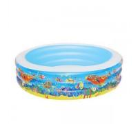 Детский надувной бассейн Bestway 51122 Play Pool (196х53см)