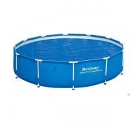 Согревающее солнечное покрывало для бассейнов Bestway 58241 (305 см)