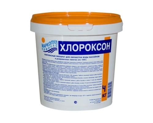 Маркопул Кемиклс М46 Хлорксон 4кг