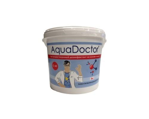 AquaDoctor AQ1550 хлор ведро 5кг