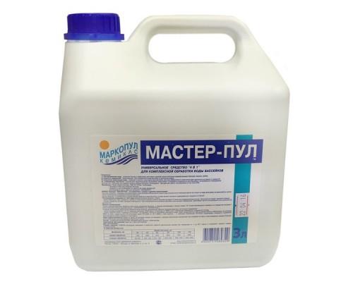 "Маркопул Кемиклс Мастер-пул ""4в1"" 3л арт.M21"