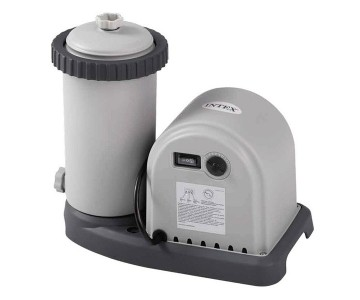 Фильтрующий картриджный насос Intex 28636 Cristal Clear Cartridge Filter Pump