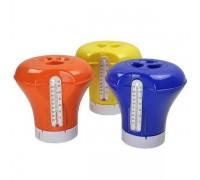 Поплавок дозатор химии с термометром Bestway 58209
