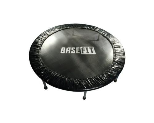 Батут BASEFIT TR-101 4.5FT (137 см) черный