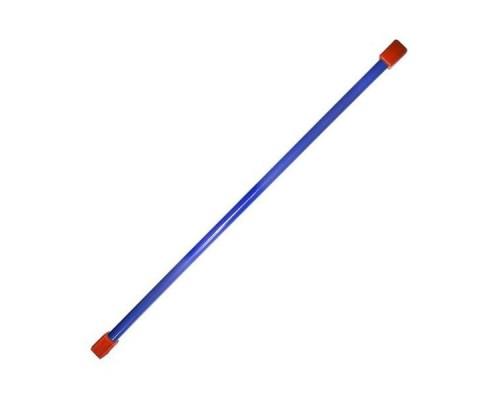 Гимнастическая палка (бодибар) 5кг 120 см синий
