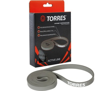 "Эспандер Torres ""латексная петля"" арт.AL0047 25 кг"