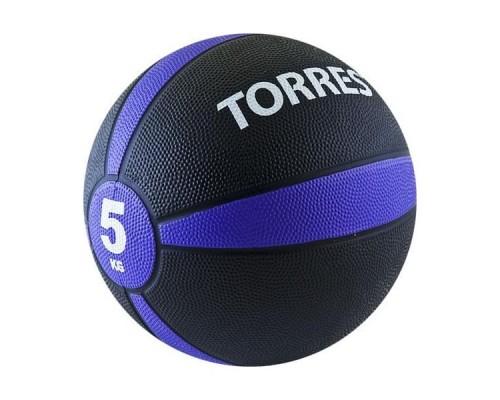 Медбол Torres 5 кг арт.AL00225
