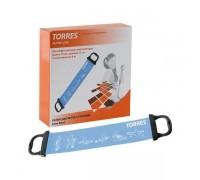 Эспандер Torres латексная лента с ручками арт.AL0025