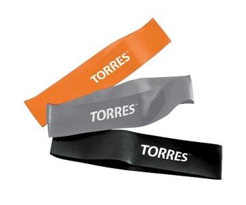 Эспандер Torres набор латексных жгутов арт.AL0033