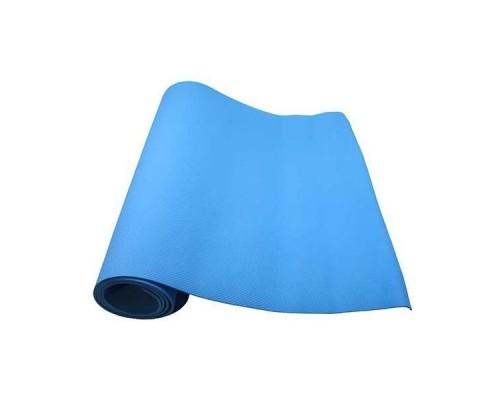 Коврик для йоги и фитнеса YL-Sports BB8311 (173*61*0,4см) голубой
