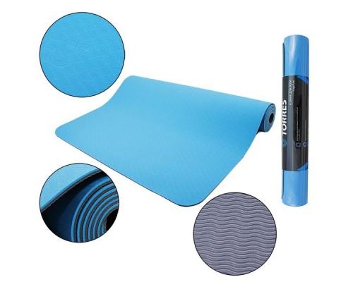 Коврик для йоги Torres Comfort 4 арт.YL10064
