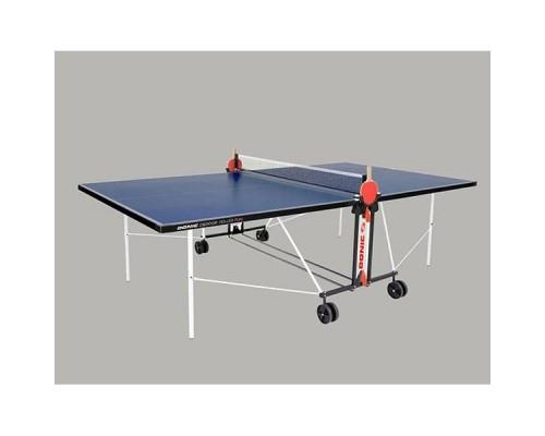 Теннисный стол Donic Outdoor Roller FUN BLUE с сеткой 4мм