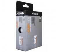 Мяч для настольного тенниса Stiga арт.1110-2510-06 (6 шт)