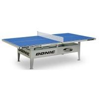 Теннисный стол Donic Outdoor Premium 10 синий (Всепогодный)