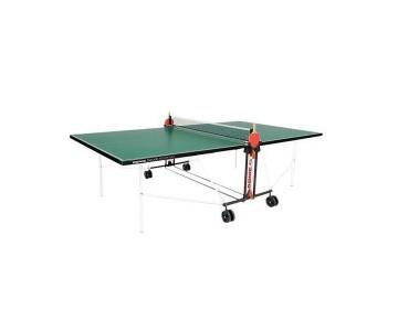 Теннисный стол Donic Outdoor Roller FUN GREEN с сеткой 4мм
