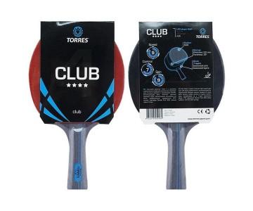Ракетка для н/т Torres Club 4* арт. TT0008
