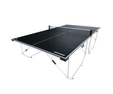 Теннисный стол DFC TORNADO Home Compact SB-PT-01 для помещения, синий, складной, НОВИНКА