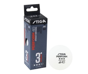Мяч для н/т Stiga Perform 3*** арт.1113-2110-03