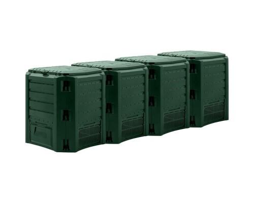 Компостер Prosperplast Module 1600 л зеленый