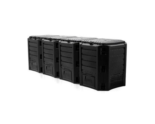 Компостер Prosperplast Module 1600 л черный