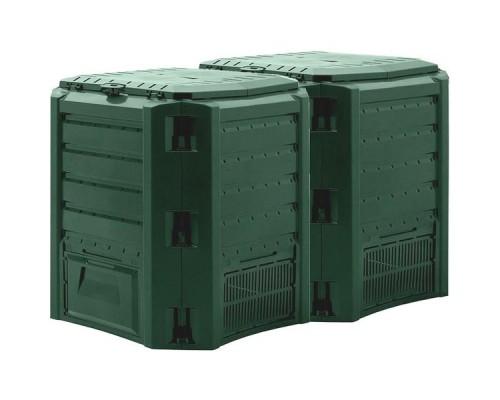Компостер Prosperplast Module 800 л зеленый
