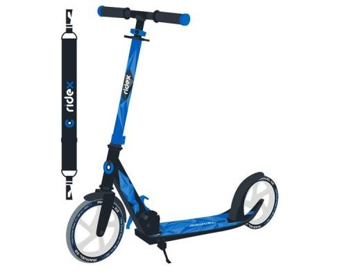Самокат 2-колесный Ridex Marvel 2.0 200 мм, синий