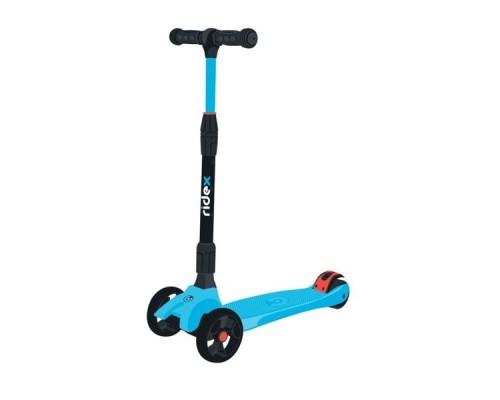 Самокат 3-колесный Ridex Stark 3D синий