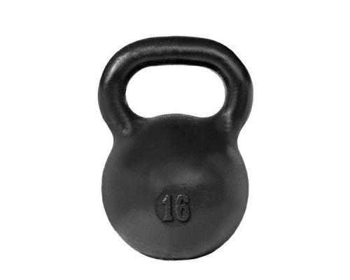 Гиря чугунная Titan 16 кг