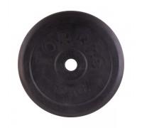 Диск обрезиненный Torres арт.PL507110 d-26 10 кг