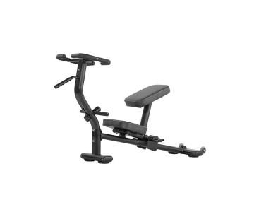 Скамья универсальная Bronze Gym H-033 (черный)